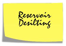 Reservoir  Desilting Contractor