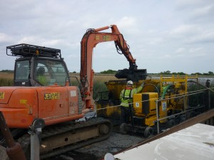 Broads Authority Desilting Trial