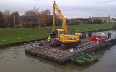 Is dredging the best solution?
