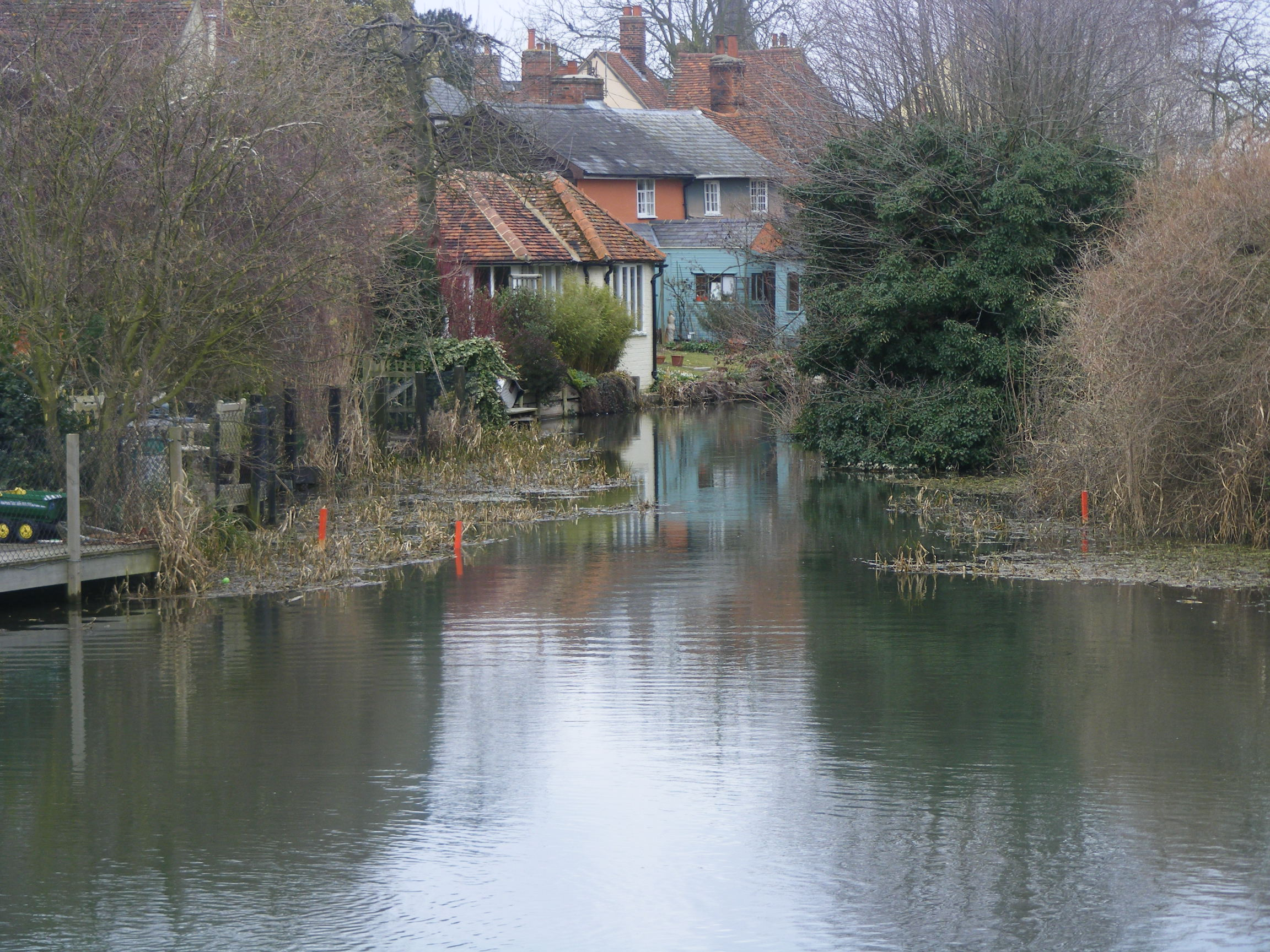 Canal and River Desilting