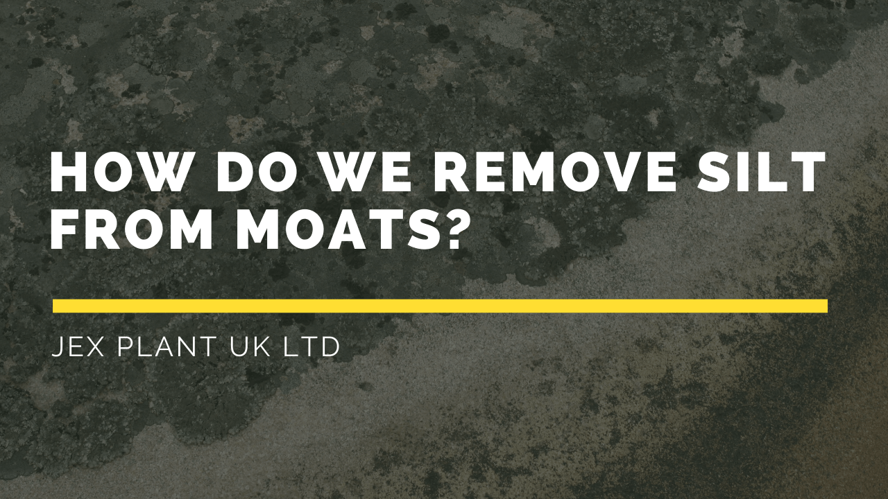 How Do We Remove Silt From Moats_