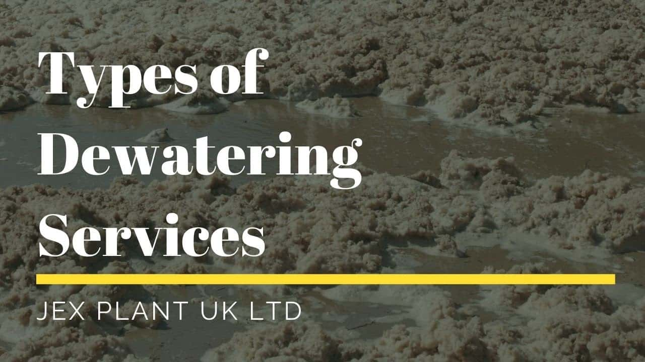 typres of Dewatering Services UK