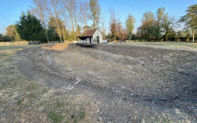 Brentwood, Little Warley Pond Desilting
